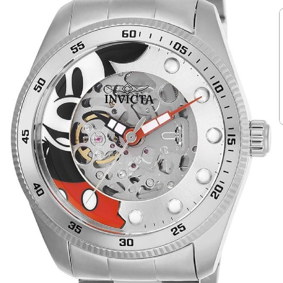 f55c4d1fd4b ✨Invicta Disney Limited Edition Mickey Mouse watch